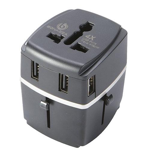 best travel power converter