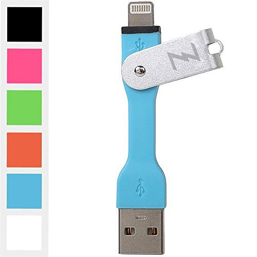 Short iPhone Lighting USB Cables
