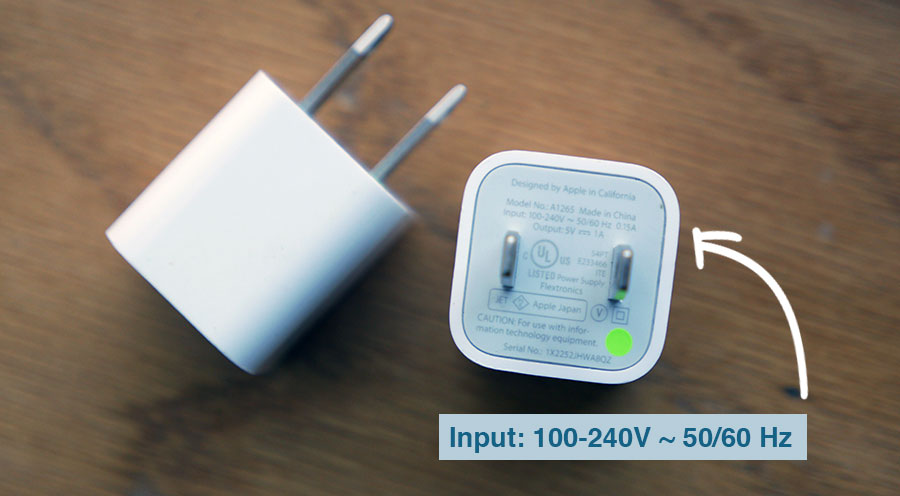 Do you need a travel power adapter if you're visiting Japan from the